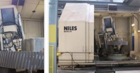Gear Grinder NILES max wheel dia. 3500 mm